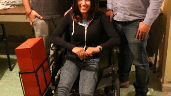 X chair silla inteligente