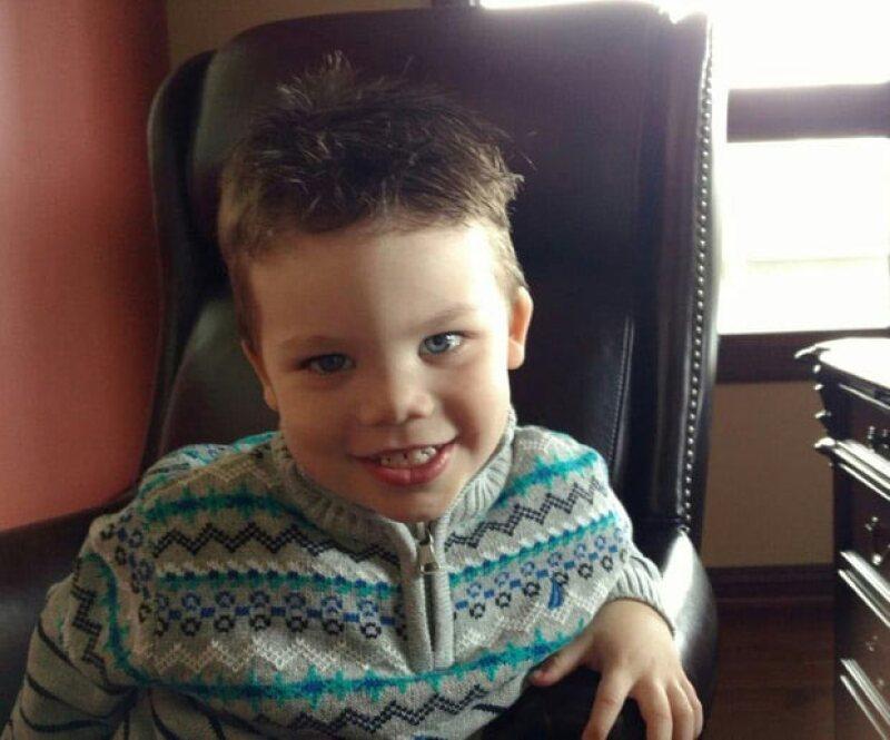 La policía dio a conocer una imagen de Lane Graves, el niño que fue arrebatado de sus padres en Disney World, Orlando, y que posteriormente fue encontrado sin vida.