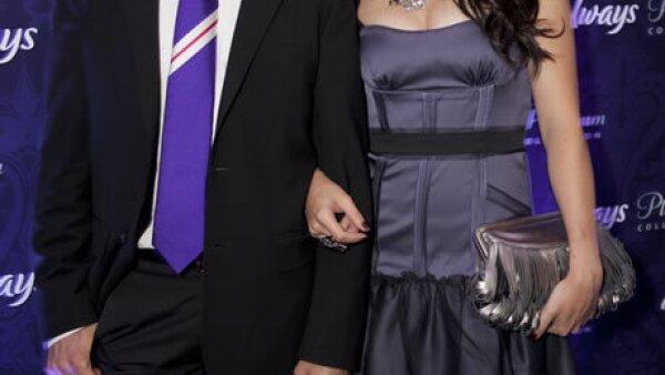 Óscar y Paulina Madrazo