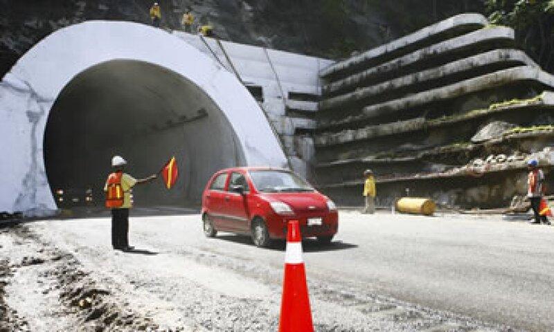 57 carreteras federales quedaron dañadas por los recientes fenómenos meteorológicos. (Foto: Cuartoscuro)