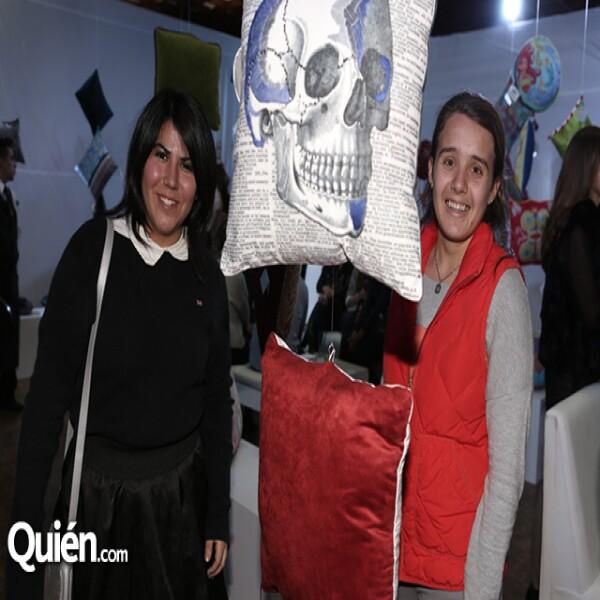 Karla Frías y Sofía Palazuelos