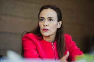 Pilar Lozano Mc Donald, diputada federal MC