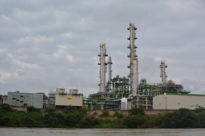Refinería Lázaro Cárdenas de Minatitlán, Veracruz