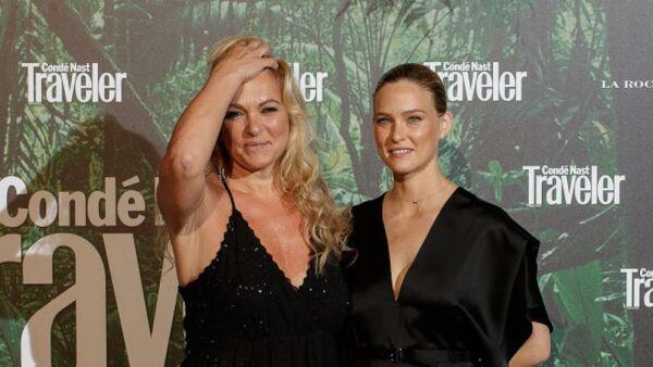 Bar Refaeli Attends Conde Nast Traveler Awards 2017