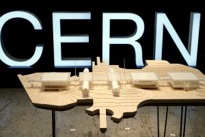 Centro de investigación CERN