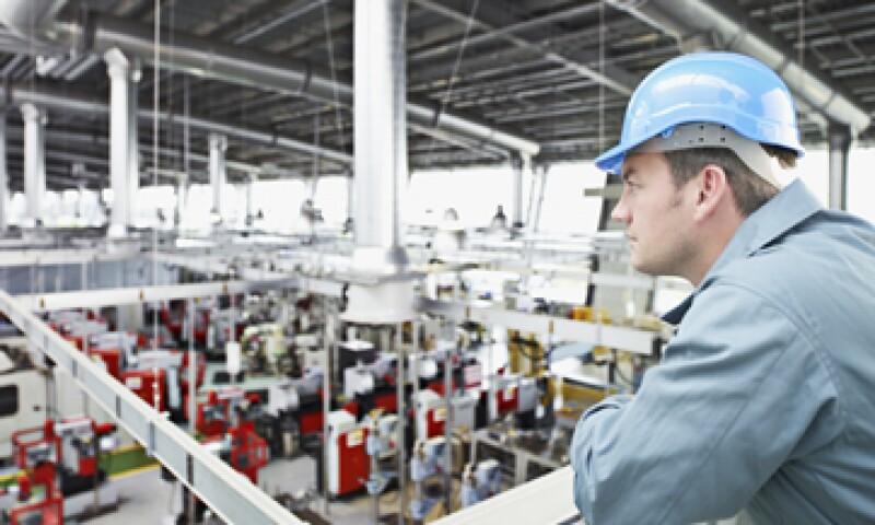 Las fabricas europeas resultaron un la manufactura global el mes pasado. (Foto: Getty Images)