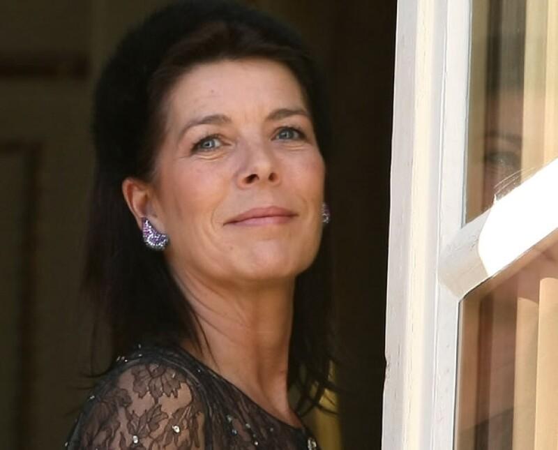 Carolina de Mónaco cumple hoy 56 años.