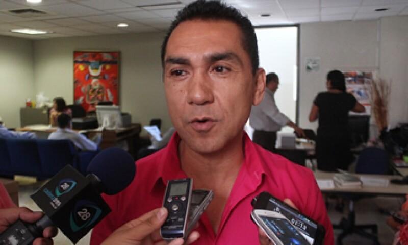 Jose Luis Abarca llegó a la alcaldía de Iguala gracias al apoyo del PRD, PT y Movimiento Ciudadano. (Foto: Cuartoscuro )