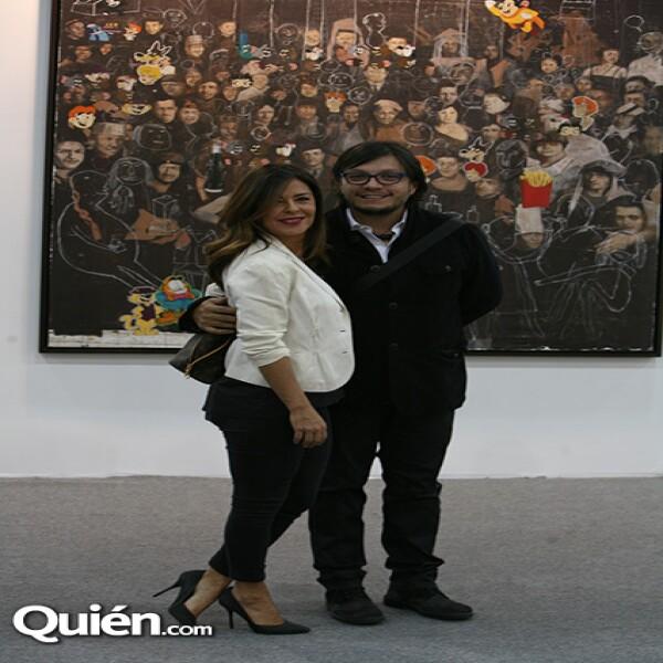 Karen Velazco,Rivelino
