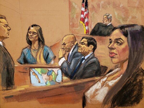 Lucero Sánchez juicio Chapo