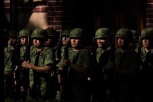 Desaparición forzada por militares