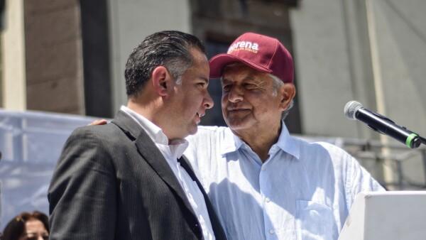 Santiago Nieto Unidad de Inteligencia Financiera AMLO Carlos Urzua