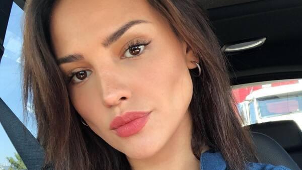 Eiza González sorprende con rutina de ejercicio a algunos famosos