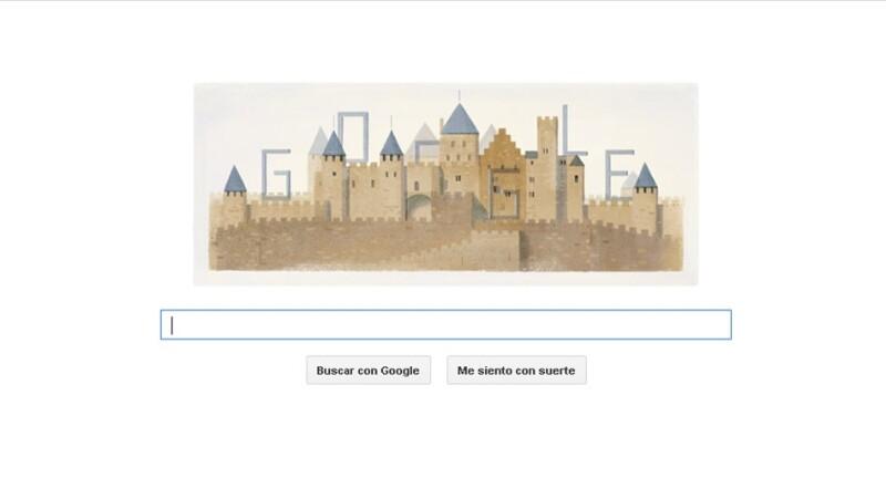 internet. google, doodle, eugène emmanuel viollet le duc, arquitecto, francia, restauracion, edificio