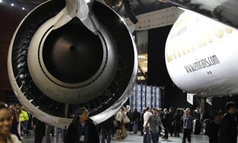 General Electric está enviando partes de reemplazo a las aerolíneas. (Foto: AP)