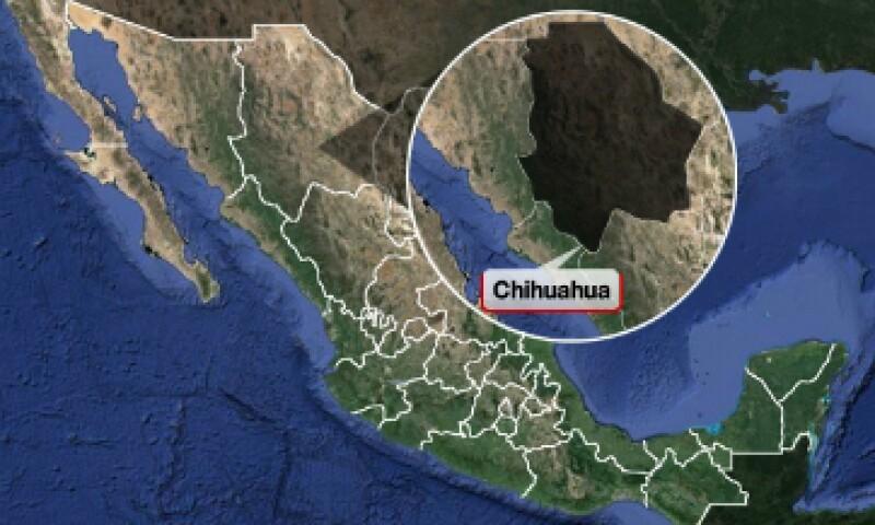 La detención se dio en el estado de Chihuahua la noche del martes. (Foto: Especial)