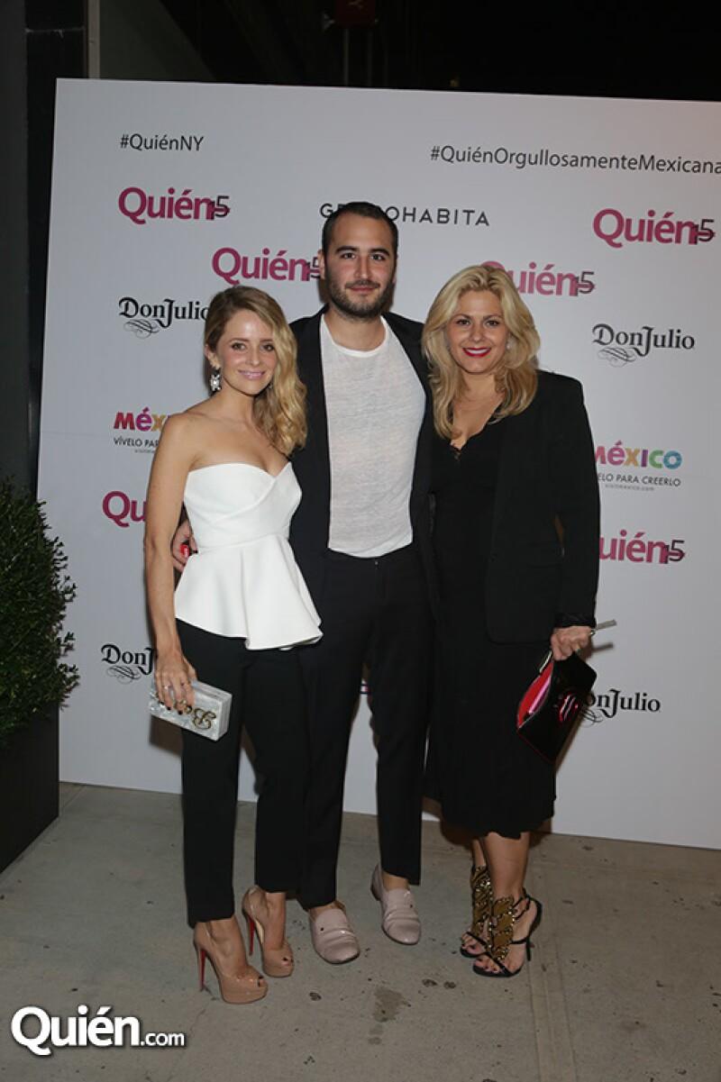Florentina Romo, Chui Navarro y Liliana Sada fueron algunos de nuestros invitados