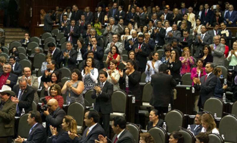 El proyecto será discutido el martes en el Pleno de la Cámara. (Foto: Notimex)