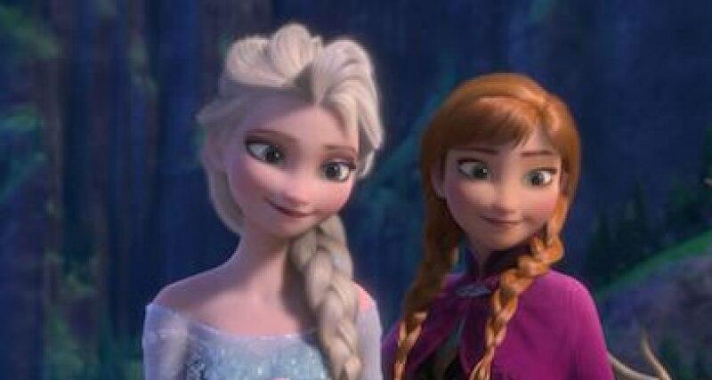 Frozen recaudó 1,275 millones de dólares. (Foto: Tomada de  @DisneyAnimation  )