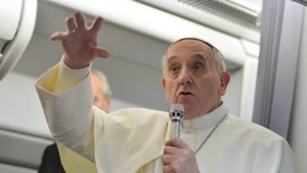 El Papa Francisco también permitirá a la autoridad de inteligencia vigilar otras intituciones financieras del Vaticano.  (Foto: Reuters)