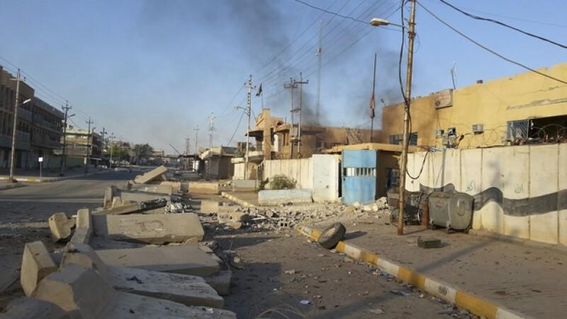 Anbar Iraq ISIS ataques