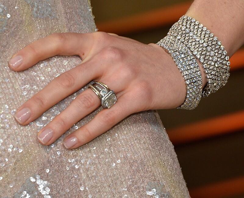 1198a10ae308 Los anillos de boda más espectaculares de los famosos