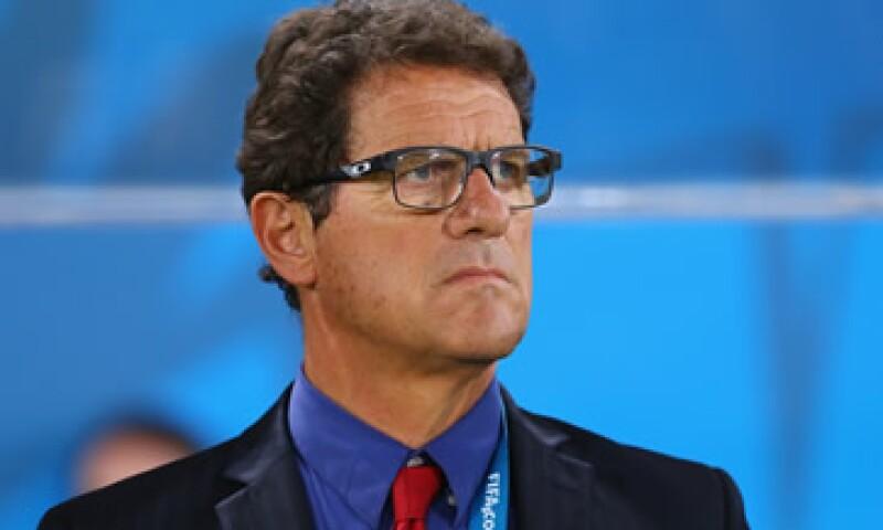 Fabio Capello fue considerado el seleccionador mejor pagado del mundo tras firmar con el equipo ruso.(Foto: Getty Images )