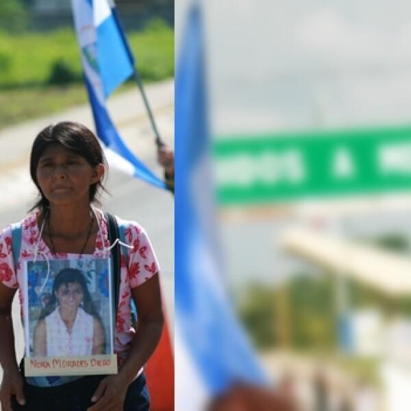 caravana de madres migrantes centroamericanas 1