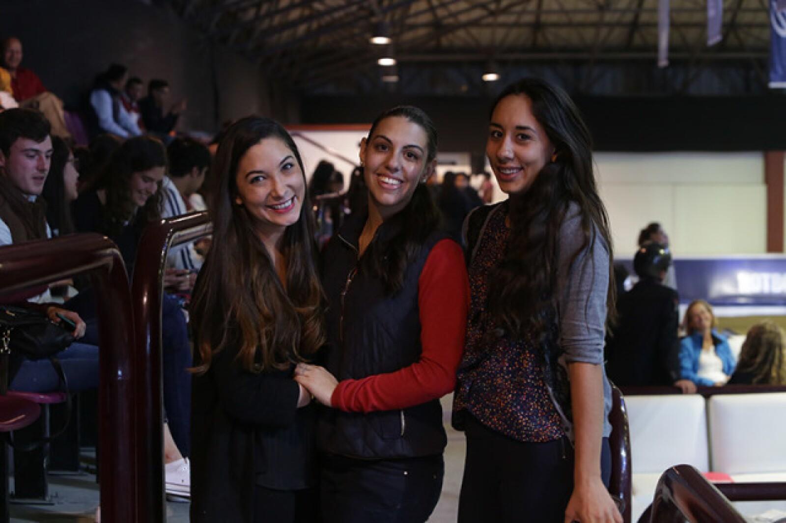 z,Estefanía NavaRoxana Nava y Alejandra Gonzále