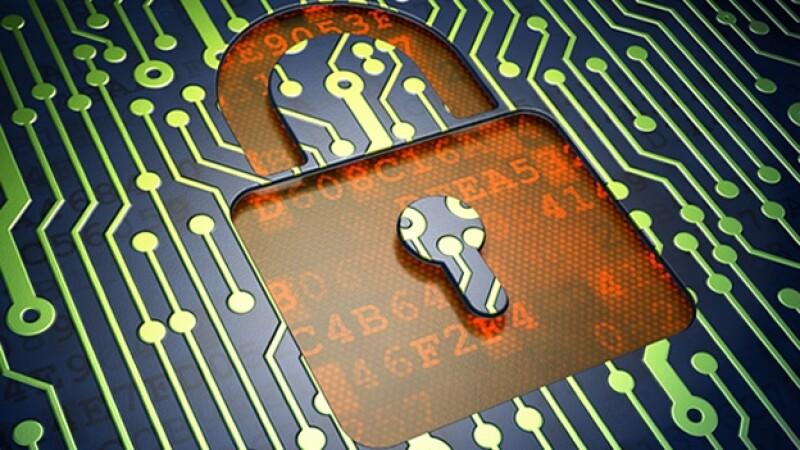 Seguridad, internet, bloqueo