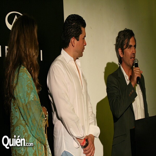 Alejandra Martínez,Alberto Pelaez,Gonzalo Lebrija