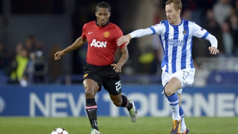 manchester united real sociedad