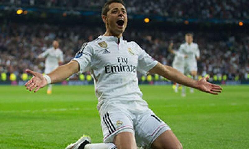 El valor de mercado actual de Javier Hernández es de 10 millones de euros. (Foto: Getty Images )