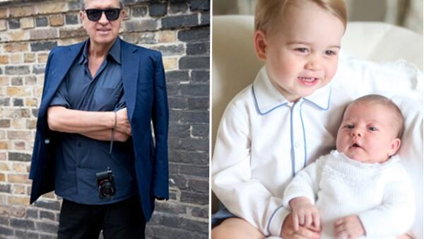 El reconocido fotógrafo de moda será el encargado de capturar los mejores momentos de esta importante fecha para la familia real inglesa.
