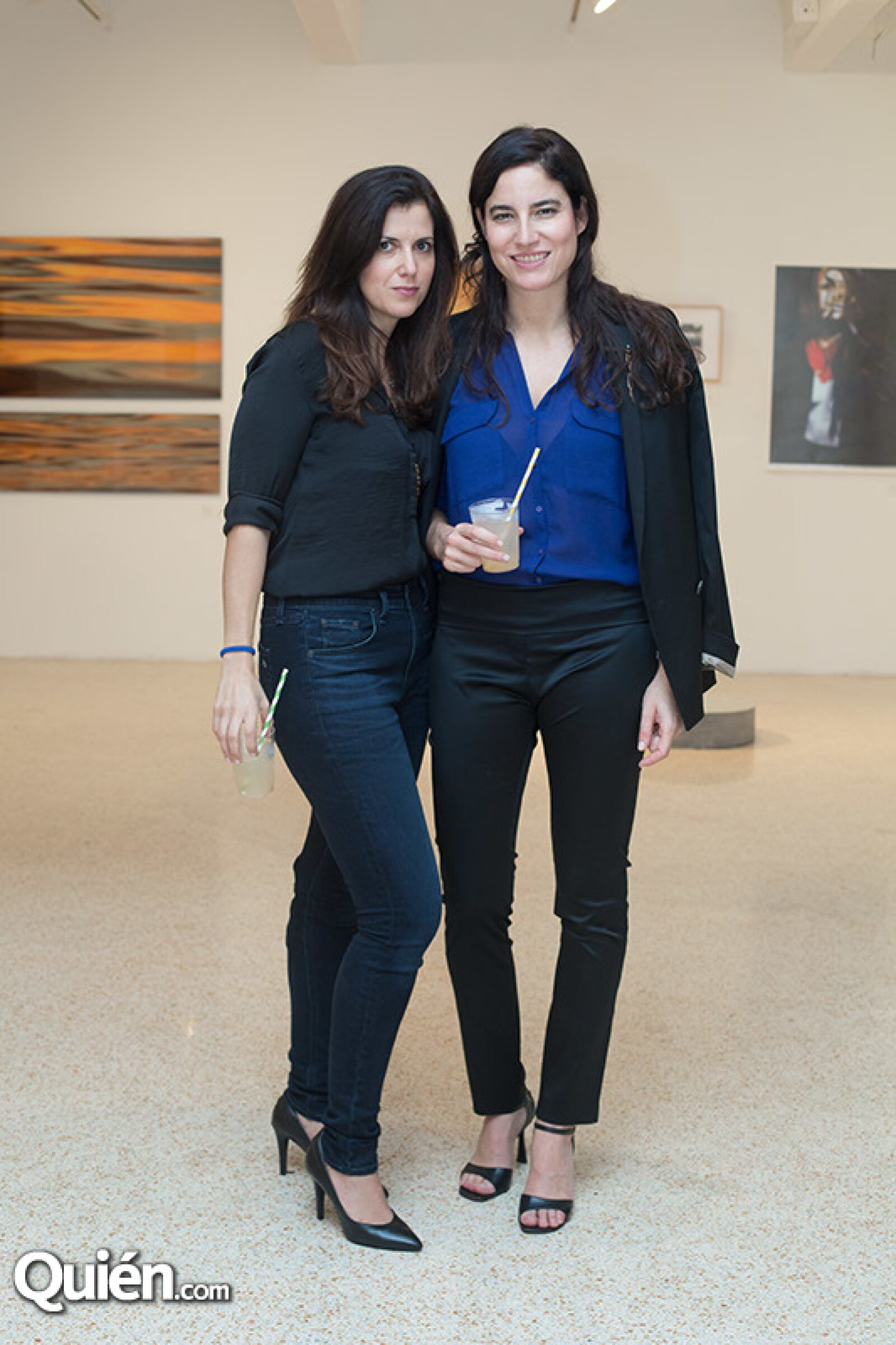 Claudia Levy y Bea Merry