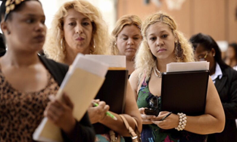 De los solicitantes para un empleo, menos del 20% cumple con los requisitos de experiencia y credenciales, según estudio. (Foto: EFE )