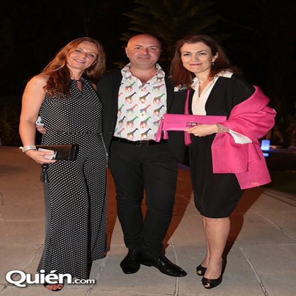 Sandrine de Aranjo,Jades Maichal,Corinne Ortega