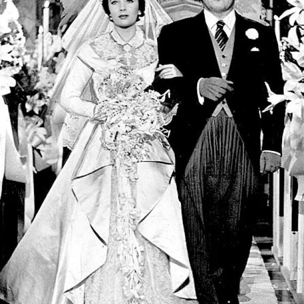 Elizabeth Taylor en `Father of the Bride´