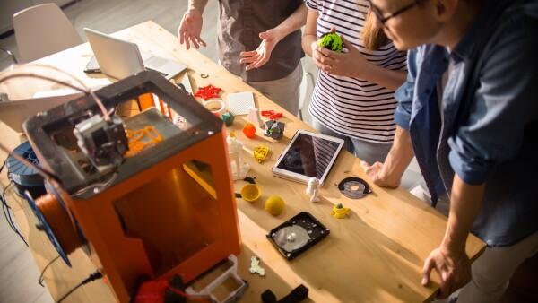 Creative Designers Using 3D Printer