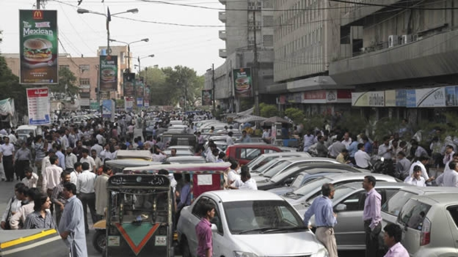 Pakistán terremoto 4