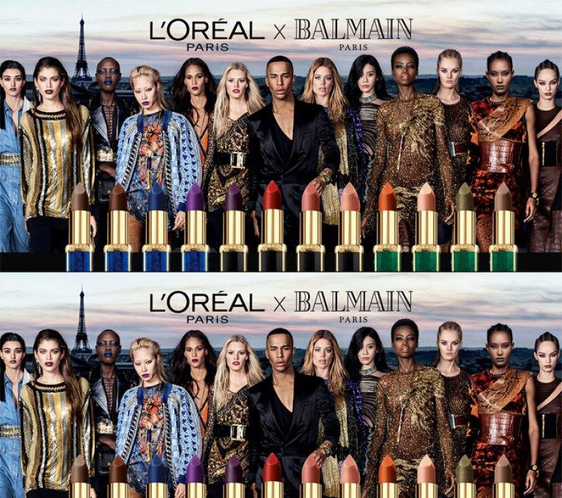 L'Oreal by Balmain