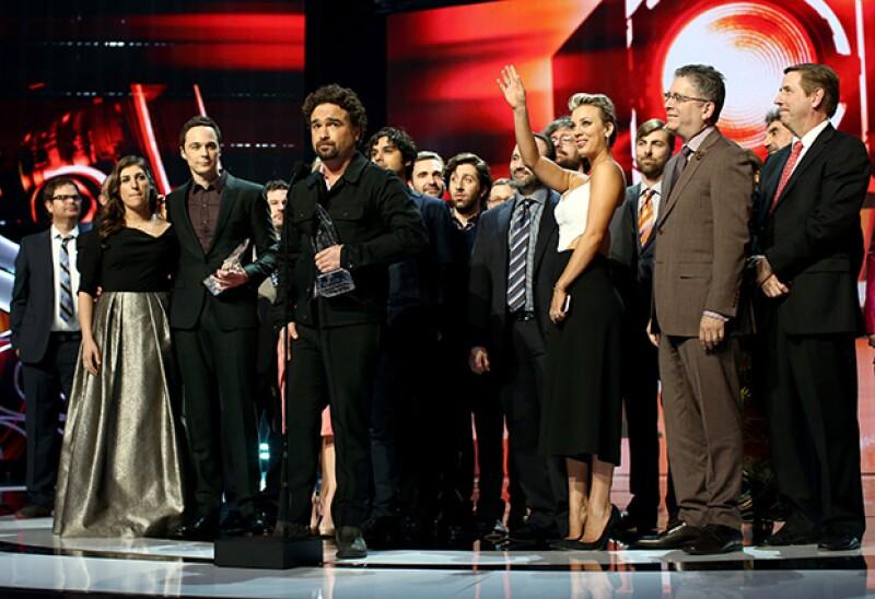 Las audiencias eligieron lo mejor de la música, TV y Cine estadounidenses. Aquí la los ganadores.