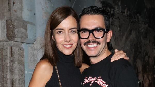 Cecilia Suárez y Manolo Caro