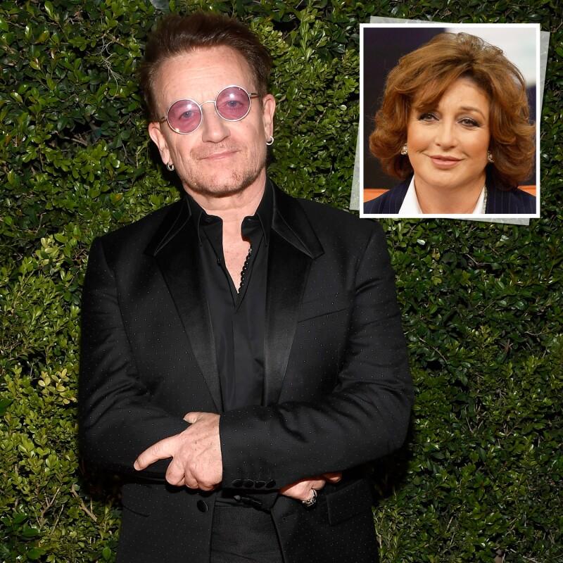 Bono y Angélica María