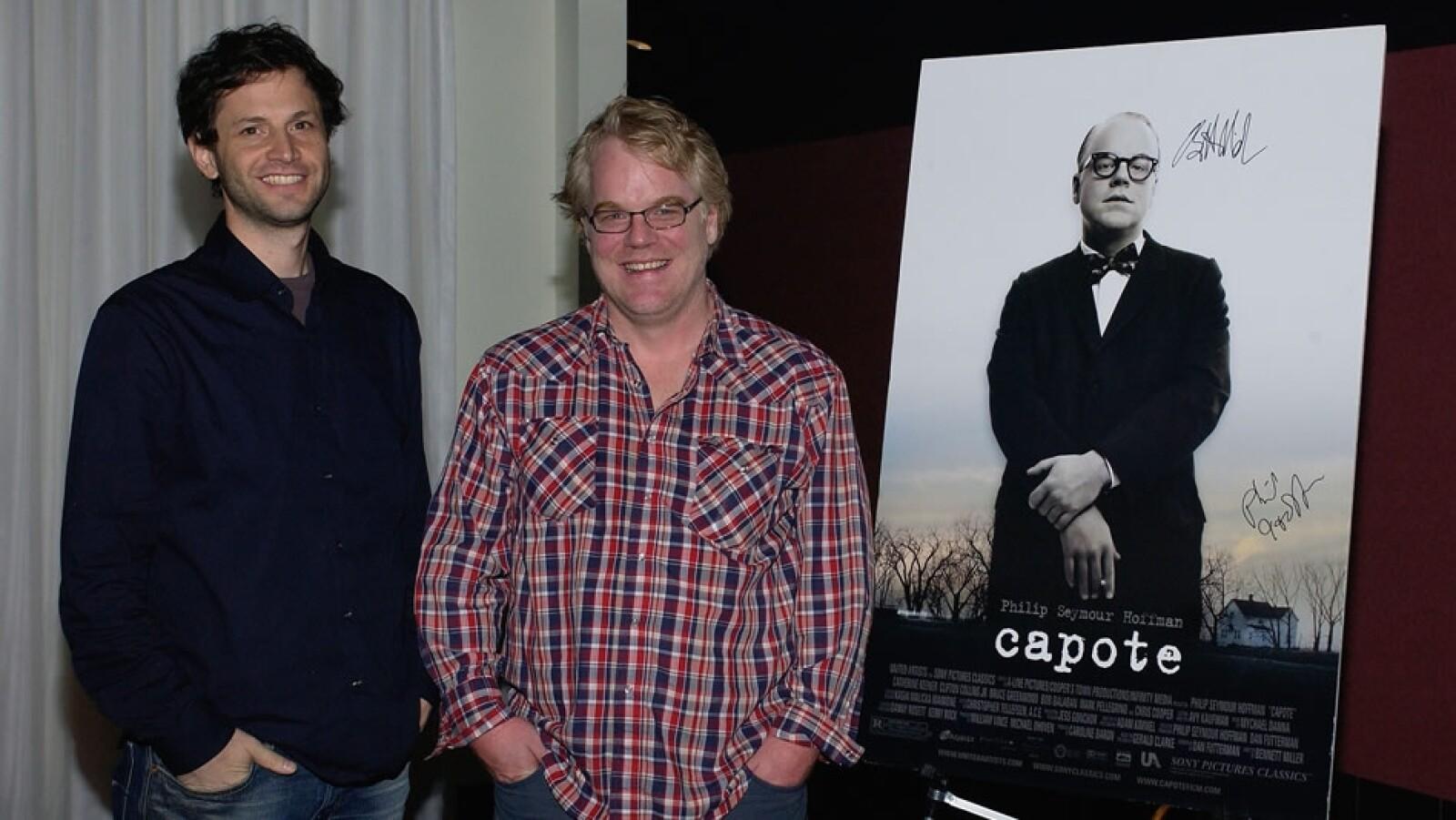 Actor Philip Seymour Hoffman