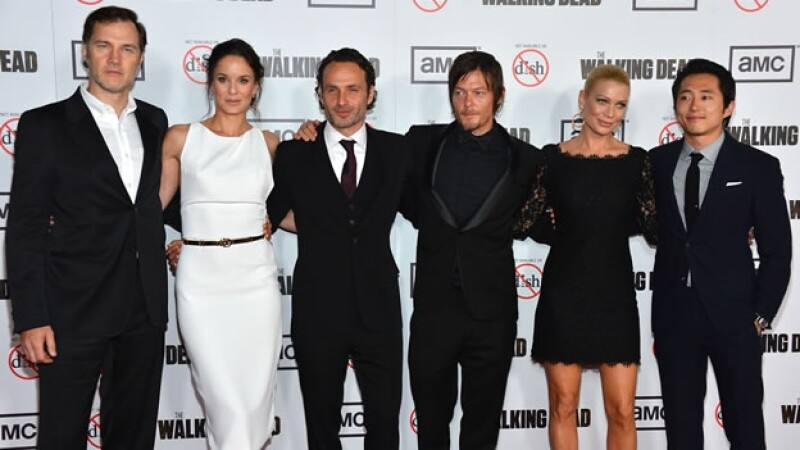 Elenco de The Walking Dead