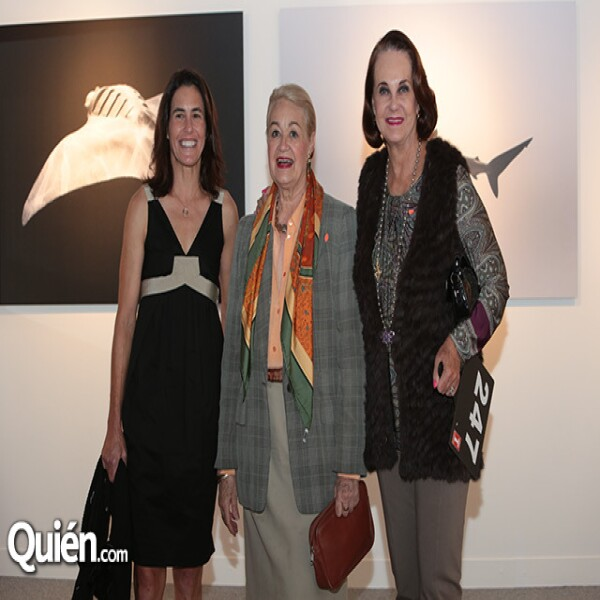 Ceci Davidoff,Enriqueta Loaeza,Erika Hagsater