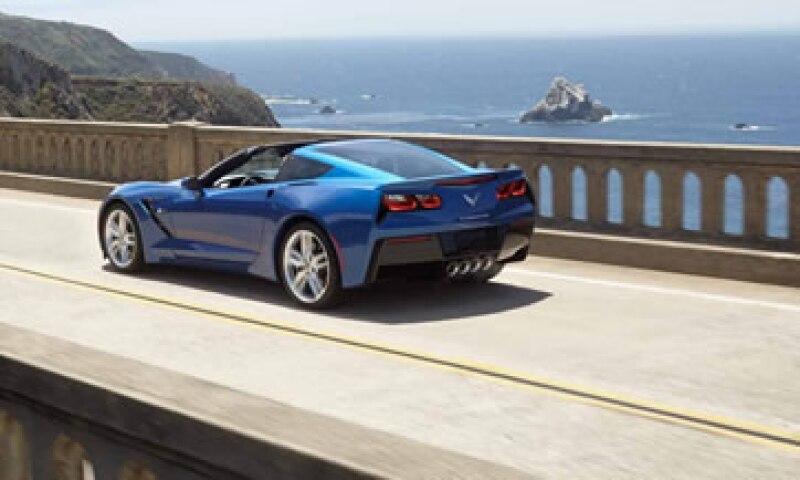 El deportivo Chevrolet Corvette Stingray consiguió en la votación 211 puntos. (Foto: Tomada de chevrolet.com)