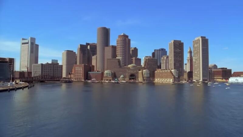 Una panorámica de Boston, que competirá contra Roma, una ciudad alemana y otras cuatro posibles urbes por ser sede de las Olimpiadas de Verano 2024