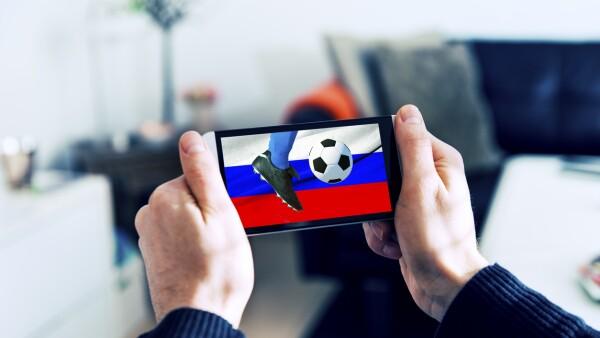 Publicidad móvil en Rusia 2018